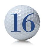 golf ball 16