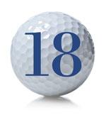 golf ball 18