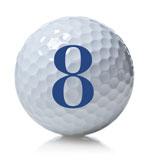 golf ball 8